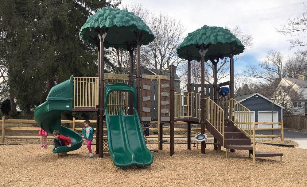 West Chester, PA parks - Kathy McBratnie Park