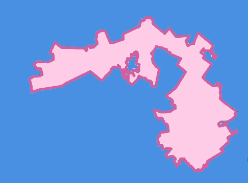 PA sixth district gerrymandered map west chester pennsylvania