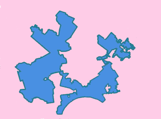 PA gerrymandering case voting district 7 chester county
