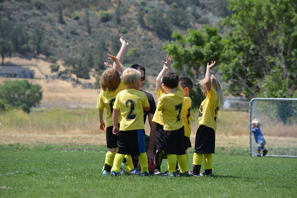 Youth soccer programs for West Chester residents