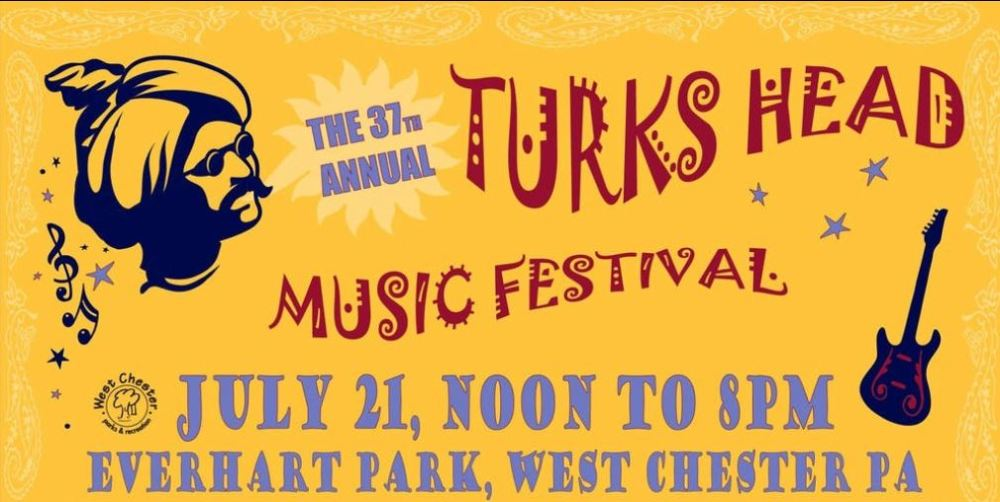turks head music festival free outdoor west chester pa