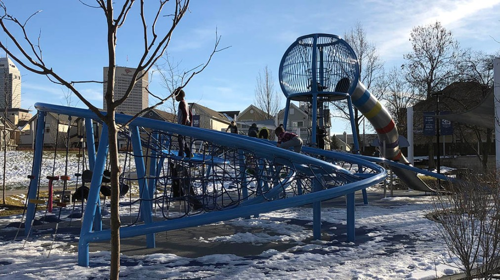 Help Design the Everhart Park Playground