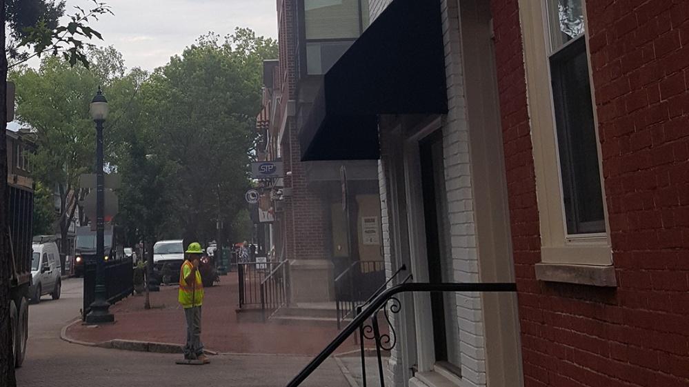 gay street construction