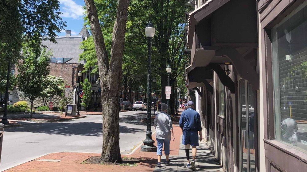 gay street stroll