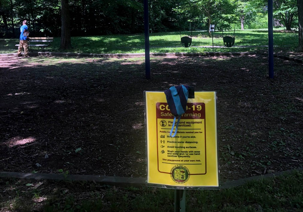 West Chester Parks (Un)Officially Reopen