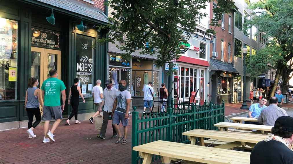 Against the Odds: West Chester Adds 4Restaurants