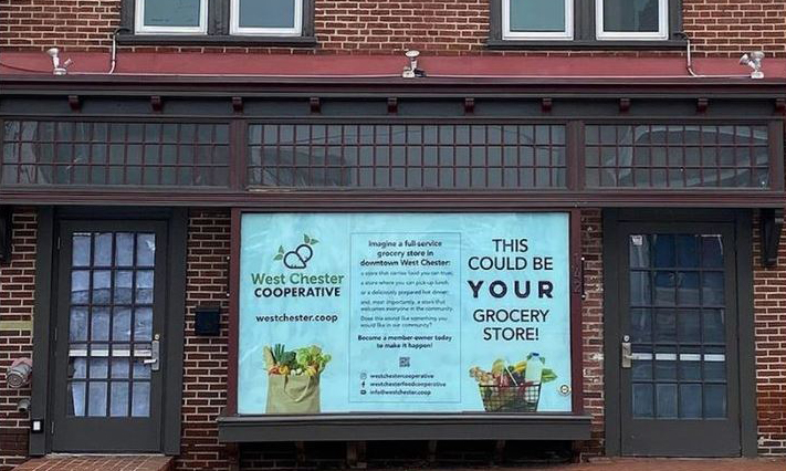 This Could Be Your Grocery Store – West Chester Co-op Closes in on Another Milestone