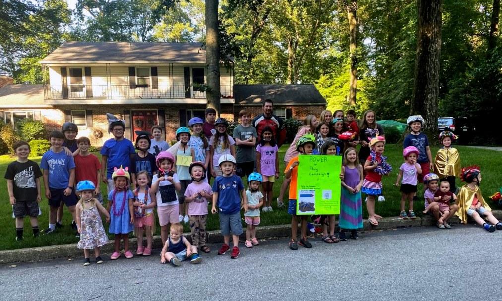 Greystone Elementary School's Race to Raise aPlayground