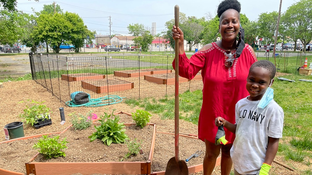 Growing (Veggies) Together: West Chester's New CommunityGardens